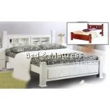 ATN952 Wooden Queen Bed