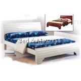 ATN956 Wooden Queen Bed