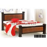 ATN951 2D Wooden Queen Bed
