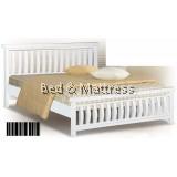 ATN7571 Wooden Queen Bed