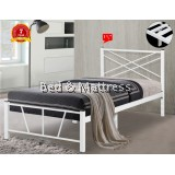 BTE13013 Metal Single Bed