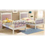 ATN201 Wooden Single Bed