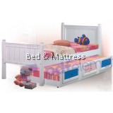 ATN204 Wooden Single Bed