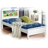 ATN206 Wooden Single Bed