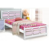ATN253 Wooden Single Bed