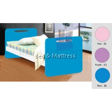 ATN8241 Wooden Single Bed