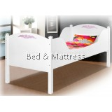 ATN8279 Wooden Single Bed