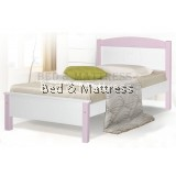 ATN8251 Wooden Single Bed