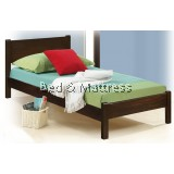 ATN207 Wooden Single Bed