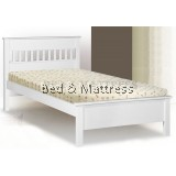 ATN291 Wooden Single Bed