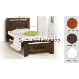 ATN8230 Wooden Single Bed