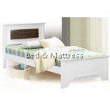 ATN8240 Wooden Single Bed