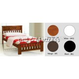 ATN9210 Wooden Single Bed