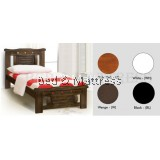 ATN9228 Wooden Single Bed