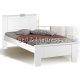 ATN9232 Wooden Single Bed