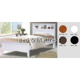ATN9241 Wooden Single Bed