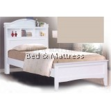 ATN9248 Wooden Single Bed