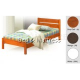 ATN208 Wooden Single Bed