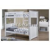 Viera Wooden Single Bunk Bed