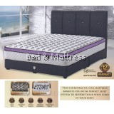 Italia Sunno Etoms Mattress
