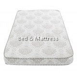 SleepV Patt Single Foam Mattress