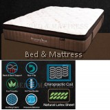 SleepV Heaven Rest Chiropractic Coil Mattress