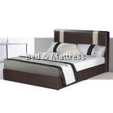 OBS BED-00162 Upholstered Divan Bed