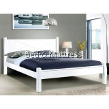 Anne 618 Wooden Queen Bed