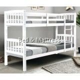 Annie 22DD Wooden Bunk Bed