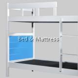 ATN CS7215 7315DD WHB Wooden Bunk Bed