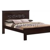 ATN3518/3618W Wooden Queen Bed