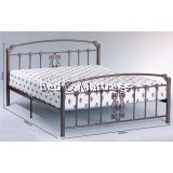 TH DSP-D7 Metal Queen Bed