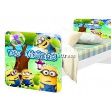 ATN8245WHWooden Single Children Bed