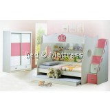 Charlotte Children Bedroom Set