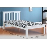 TH SDSLWooden Single Bed