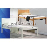 TH DUS-2 Wooden Single Bed