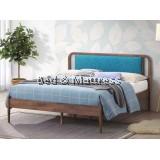 Gold 26-3000-DB (D3) Wooden Queen Bed Frame