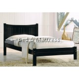 SB 307 Wooden Single Bed Frame