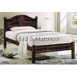SB 375 Wooden Single Bed Frame