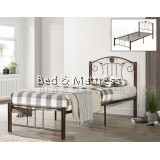 SB 021 Metal Single Bed Frame