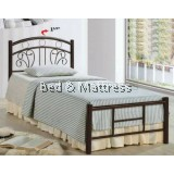 SB 1002 Cooper Metal Single Bed Frame