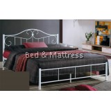 DB D1 Metal Queen Bed Frame