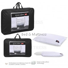 Slumberland Cool Comfort Hybrid Pillow