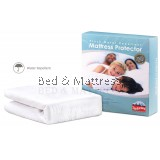 Slumberland Plush Water Repellent Mattress Protector