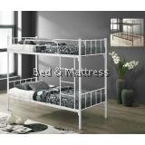 K-33 Metal Bunk Bed