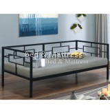 Bruce Metal Day Bed