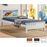 LT 1249 Wooden Bedframe