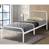 BTE 13039 Metal Single Bedframe