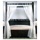 Coco Wooden Poster Bed