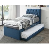 As268 Divan Bedframe with Trundle